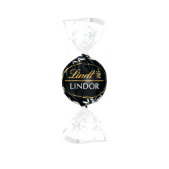 Lindor chocolate negro Lindt. 250 grs.