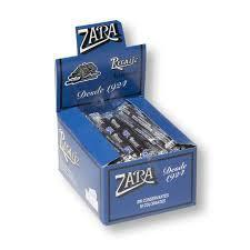 Zara regaliz natural. Caja 100 und.